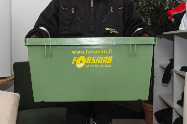 Forsmanin lukollinen laatikko